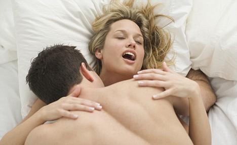 Секс за първи път «